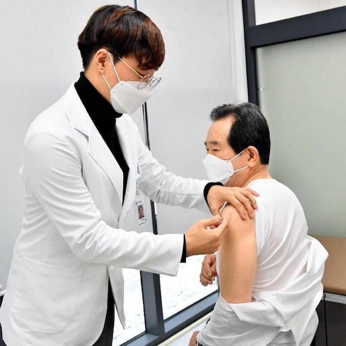 韓国 インフルエンザ ワクチン 死亡