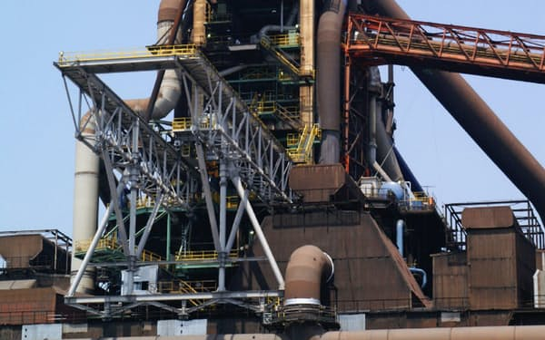 JFEホールディングスは鋼材需要の回復を受けて西日本製鉄所福山地区(広島県福山市)の高炉を9月中旬に再稼働させた