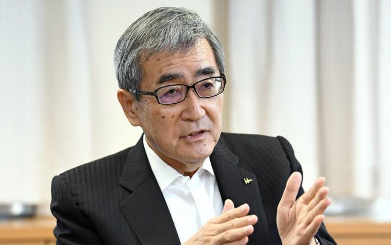 エーザイの内藤CEO
