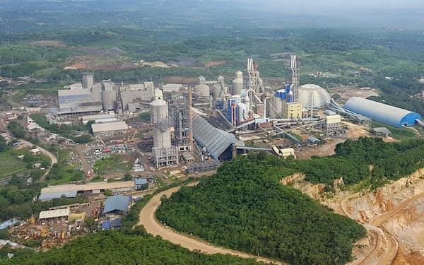 サンミゲルは競合のセメント大手の買収を断念した(系列企業がフィリピン北部に持つ生産拠点)