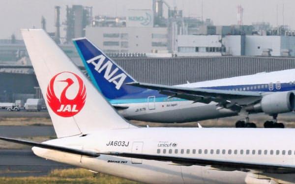 KDDIの高橋社長はANA、JALからの出向受け入れについて「従業員の育成などお互いプラスになるよう協力したい」とした