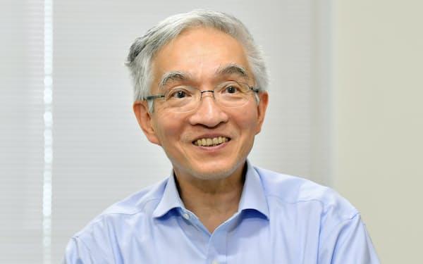 米プリンストン大教授の清滝信宏さん