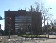工期は21年2月までの予定(函館市役所)