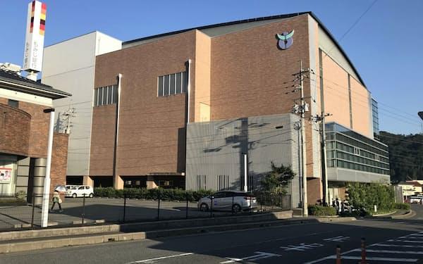 副市長を全国公募する広島県安芸高田市の市役所