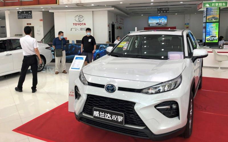 中国、2035年全て環境車に 通常のガソリン車は全廃