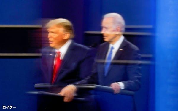 今回の大統領選はどちらの候補が勝っても、大規模な財政出動に動く可能性が高い=ロイター