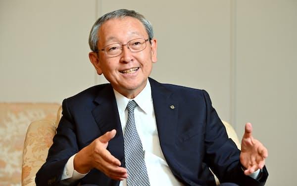 矢嶋進 王子ホールディングス会長