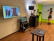 スタジオ機能を備えた部屋も作った