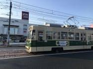 200円乗車券は路面電車でも使える(広島市)