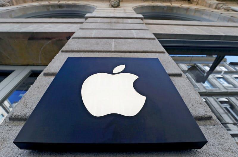 アップルは在宅需要を取り込み6四半期連続で増収を維持した=ロイター
