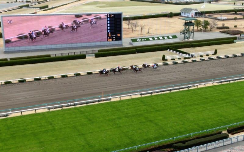 2023年春までの関西圏の中央競馬はすべて阪神で開催する