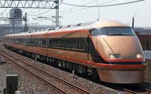 東武鉄道の「貸切特急割引キャンペーン」で乗車できる100系スペーシア