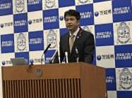 大井川知事は「全国的にも高水準の協力を得られた」と強調