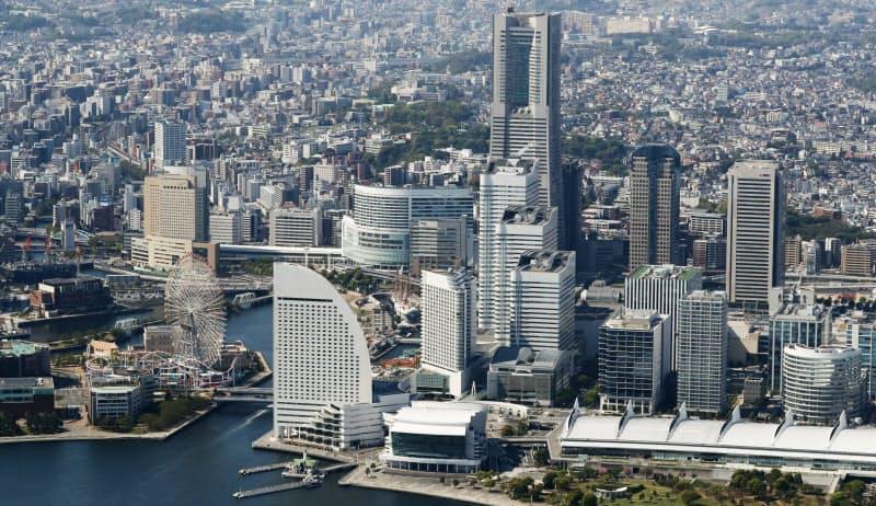 大都市の形を巡る議論が動き出す(横浜市)