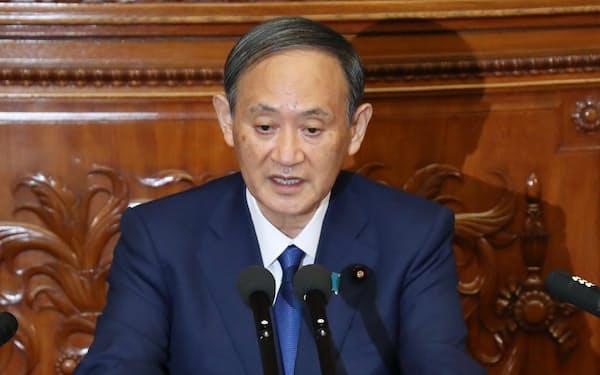 菅首相はバイデン氏なら就任後、トランプ氏なら年内も含めた早期会談を探る