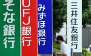 銀行界は、銀証ファイアウオール規制の緩和をめざし攻勢をかけている