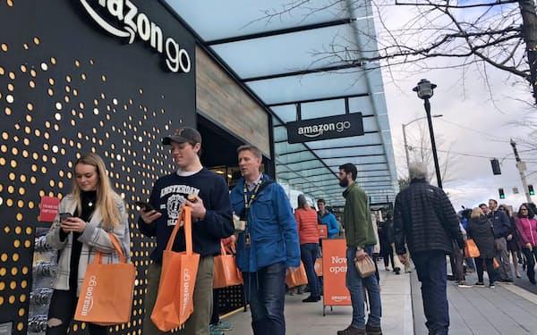 アマゾン・ゴーは小売店舗のあり方を変えた