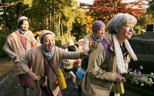東京・有楽町のTOHOシネマズ日比谷ほかで6日公開 (C) 2020 「おらおらでひとりいぐも」製作委員会