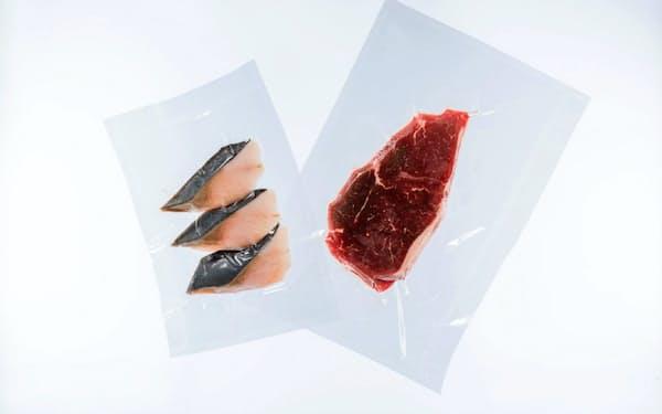 凸版印刷が開発した新製品は酸化を抑え鮮度を維持する