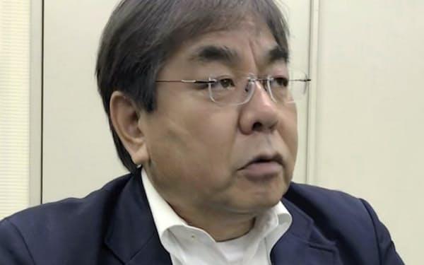 古川康造・高松市商店連盟会長