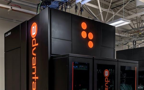 Dウエーブ・システムズが発売した新モデルの量子コンピューター