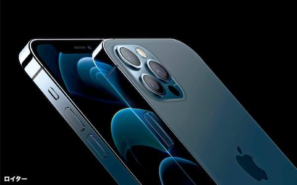 ペガトロンはアップルが10月に発表した「iPhone12」シリーズの生産も手掛ける=ロイター