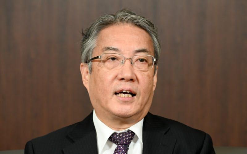 独立行政法人 石油天然ガス・金属鉱物資源機構理事長 細野哲弘