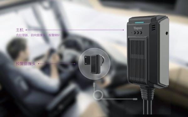 ハンドル操作の特徴から、運転手の疲労度を検出する(清研微視電子科技)