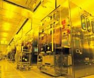 台湾は今年、半導体の生産が大幅に増え、過去最高となる(新竹、TSMCの工場)=同社提供