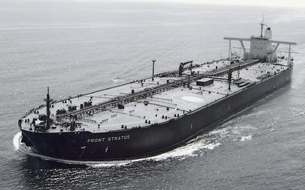 日立造船はかつて日本の三大造船会社の一角として大型タンカーなどを生産した
