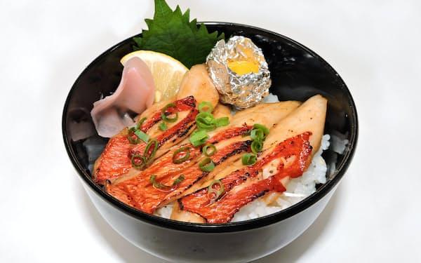 千葉県はネット通販で銚子産キンメダイなどを売り込む(写真は調理例)