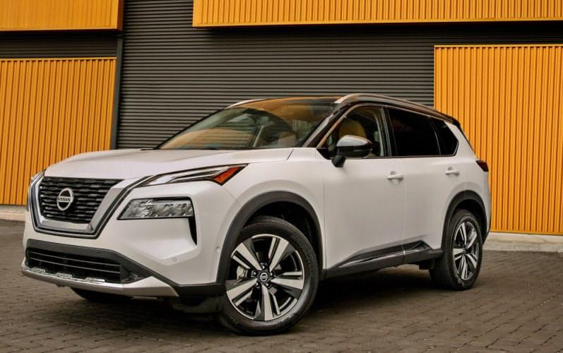 日産が10月に発売した主力SUV「ローグ」は7年ぶりに全面改良した