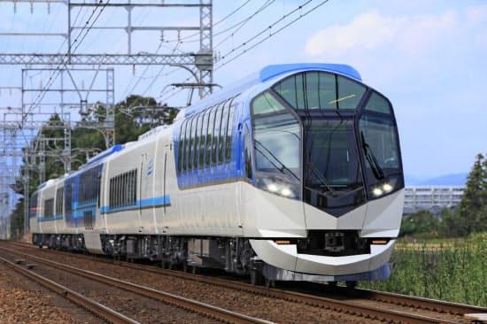 近畿日本鉄道の伊勢志摩特急「しまかぜ」