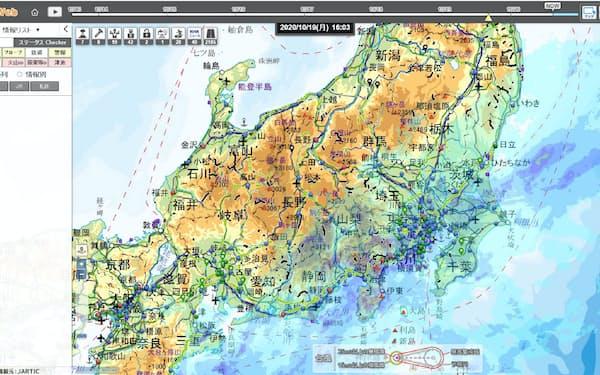 富士フイルムは拠点の被害状況や降雨情報などを一覧できるシステムを海外拠点に拡大する