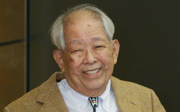 小柴昌俊氏は超新星爆発で放出されたニュートリノを世界で初めて検出するなど、素粒子物理学で大きな功績を上げた
