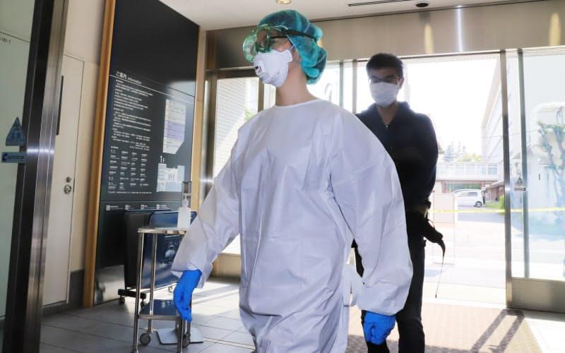 若い世代ほど医療機関の受診を自粛している様子がうかがえる(写真は病院内イメージ)