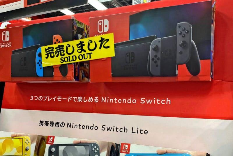 任天堂は家庭用ゲーム機の販売が好調。日本発プラットフォーマーになると期待されている