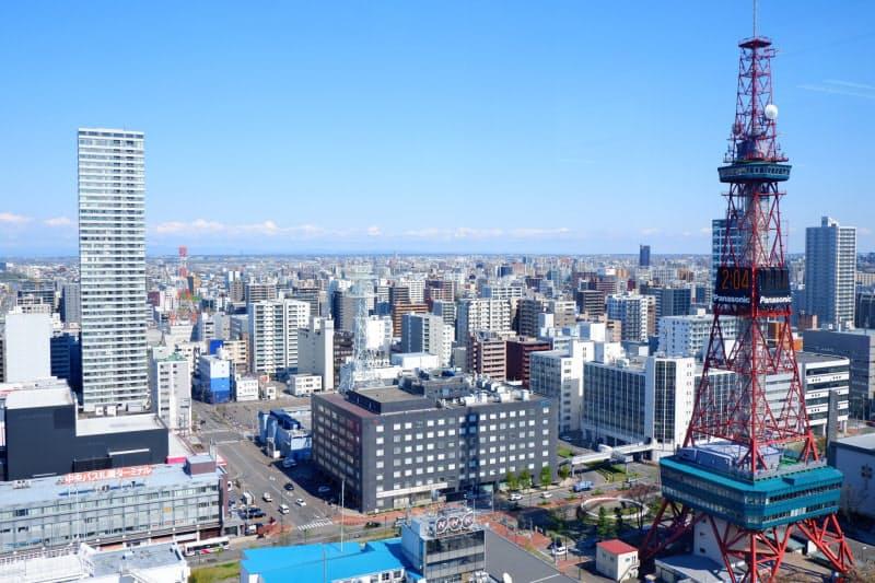 札幌市内では医療機関や高齢者施設でも感染が広がっている