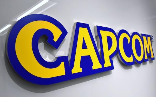 カプコン株の下落傾向が続いている