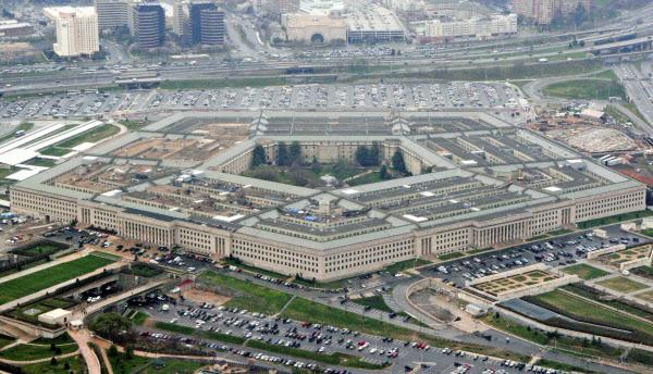 米国防総省はICBM迎撃実験に成功したと発表した=AP