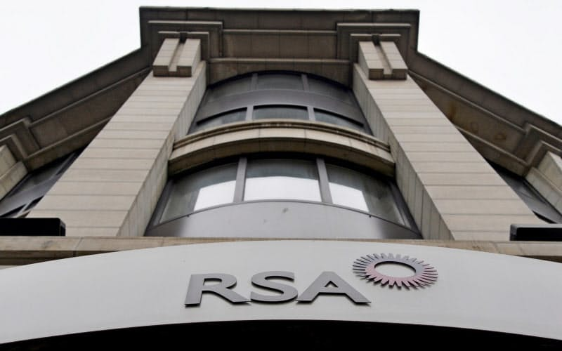 英RSAは北欧やカナダに大きな顧客基盤を持つ(ロンドン)=ロイター