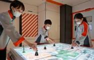 5Gの通信エリア設計士の仕事を体験できる(19日、キッザニア東京)