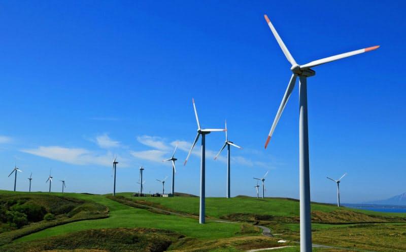ESG投資の高まりで風力などクリーンエネルギーにもマネーが回る