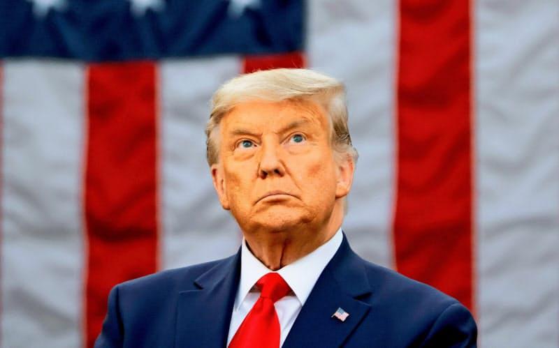 トランプ米大統領がAPECに出席するのは2017年以来、2度目となる=ロイター