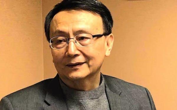 北京大学国際関係学院の賈慶国・前院長