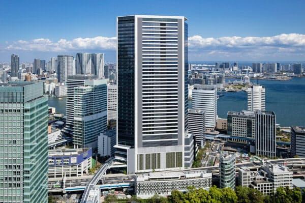 東京ポートシティ竹芝はデジタルコンテンツ産業の集積地をめざす(東京都港区)
