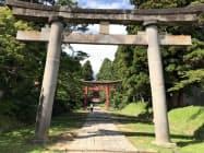 岩木山神社など弘前の名所を巡る(岩木山神社)
