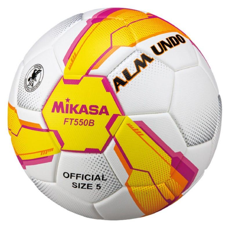 ミカサの新サッカーボール「FT550Bシリーズ」