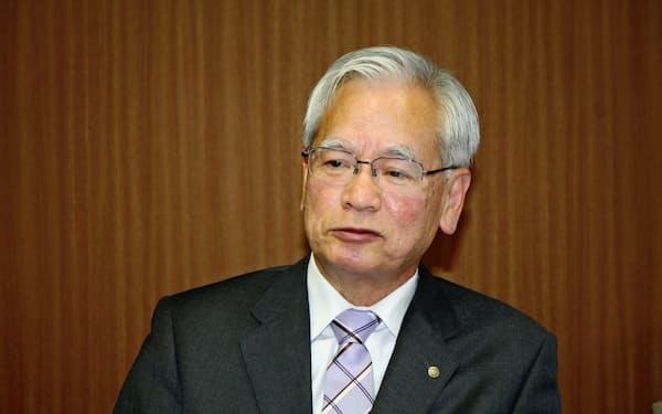 辻川社長は「しなやかな運行体系を作る」と話した