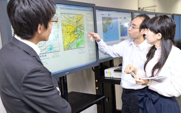 伊藤忠は日本気象協会と組み、精度の高い需要予測データを提供する
